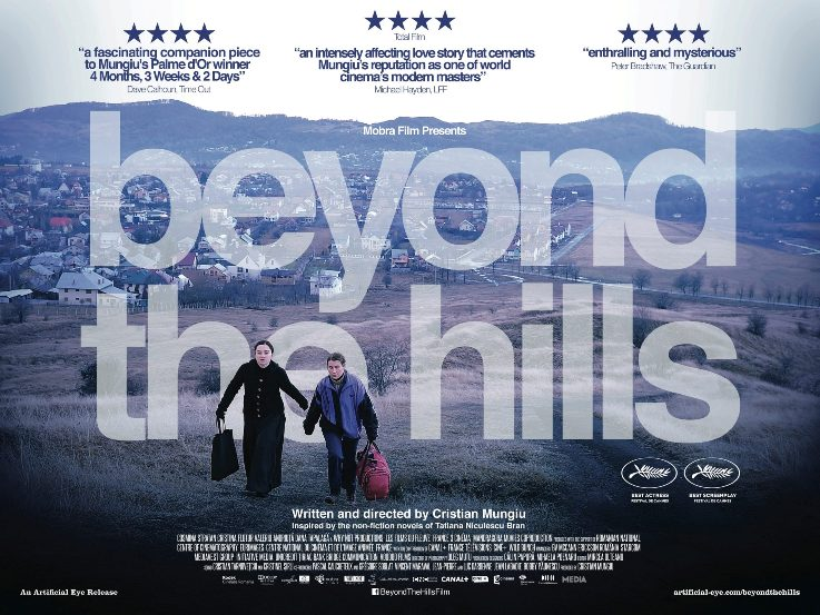 Beyond the Hills - UK Poster