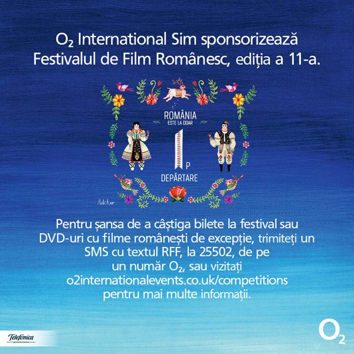 Win Romanian Film Festival in London tickets and Romanian films dvds