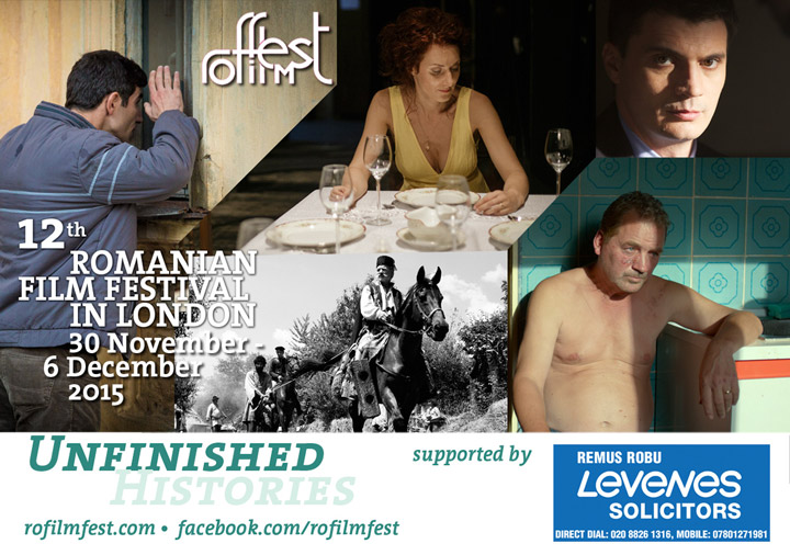 LEVENES Solicitors proud sponsors of the Romanian Film Festival