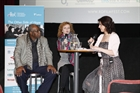 Picture of           2012 Festival Day Two - Q&A with actress Rodica Lazar