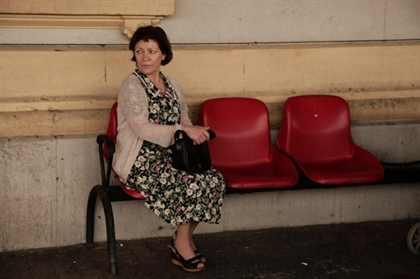 Picture of      I AM AN OLD COMMUNIST HAG  - UK Premiere