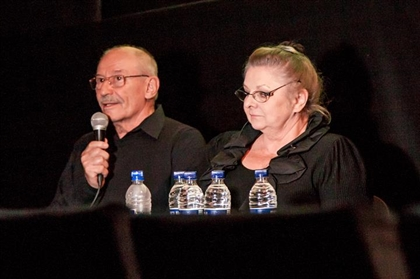Picture of          Day Four - Q&A with lead actor Victor Rebengiuc & actress Mariana Mihut