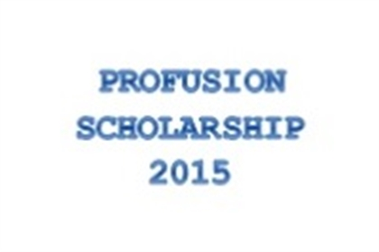 Picture of THE PROFUSION SCHOLARSHIP SCHEME 2015